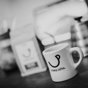 brewup coffee - 8oz classic diner mug