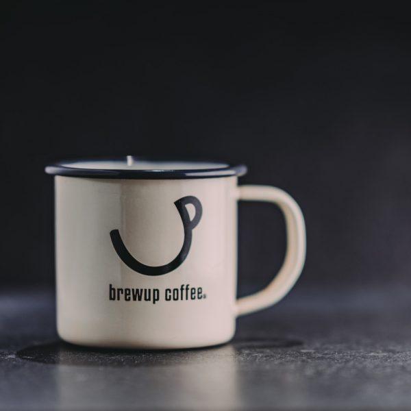 camping mug brewup
