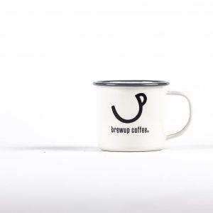 Enamel Brewup Mug