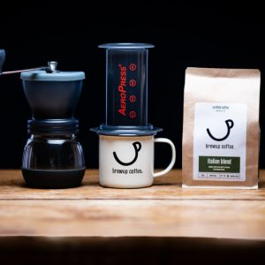 aeropress brew kit
